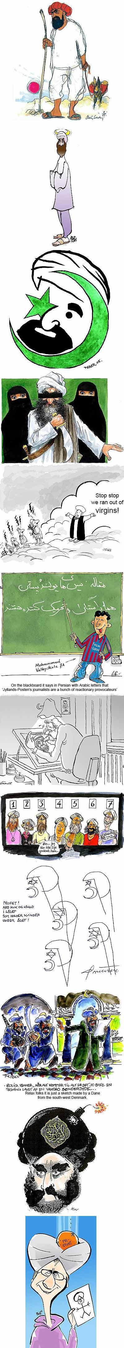 Mo Cartoons